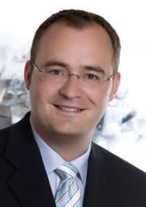 Versicherungsmakler Christophe Miege