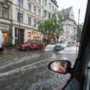 Starkregen in Köln, Elementarschadenschutz notwendig