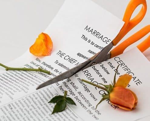 Rechtsschutz - Unterhalt und Scheiden