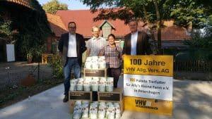"""Spendenaktion für """"Ally's Kleine Farm"""" in Petershagen, Gnadenhof für Tiere"""